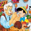 Coloriage : Pinocchio