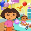 Jouer à Dora Babysitter