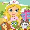 Jouer à Hôpital d'animaux