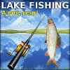 Lake fishing : Alpine pearl