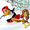 Jouer à Pinguoin vs Yeti