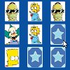 Simpsons : Memory Game