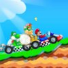 Jouer à Super Mario Racing